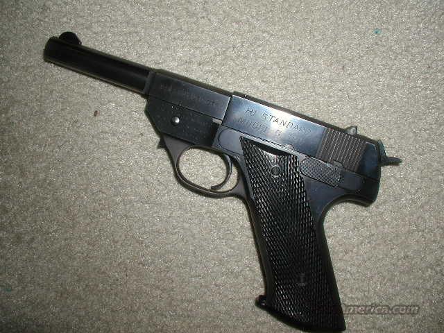 C & R TRADE High standard 380  PISTOL   Guns > Pistols > High Standard Pistols