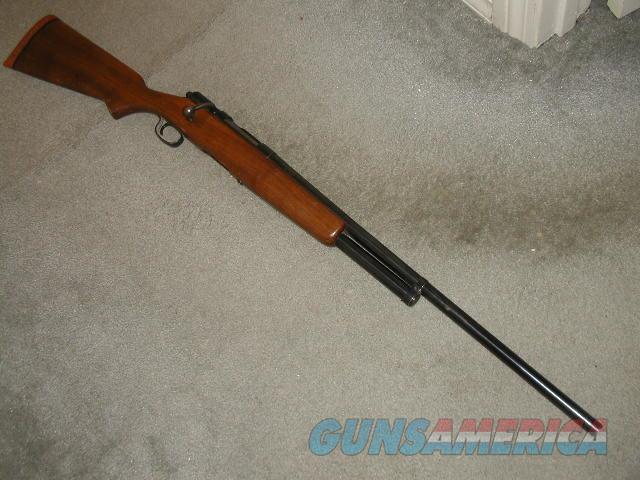 C HIGGINS/ SEARS 583.18  MADE BY HIGH STANDARD BOLT ACTION 16 GAUGE  Guns > Shotguns > High Standard Shotguns