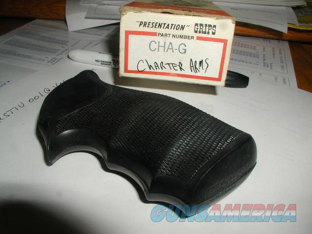 CHARTER ARMS GRIPPER PACHMAYRS NIB  Non-Guns > Gunstocks, Grips & Wood