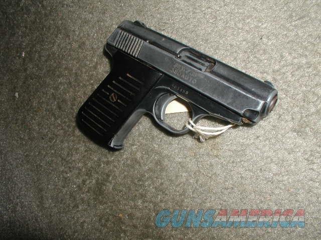 JENNINGS MODEL 38 BLUE  SN   380 ACP  $ 145 U S P S MO DELIVERED  Guns > Pistols > Jennings Pistols