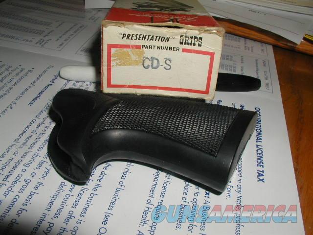 COLT D FRAME PACHMAYRS PRESENTATION GRIPS  Non-Guns > Gunstocks, Grips & Wood