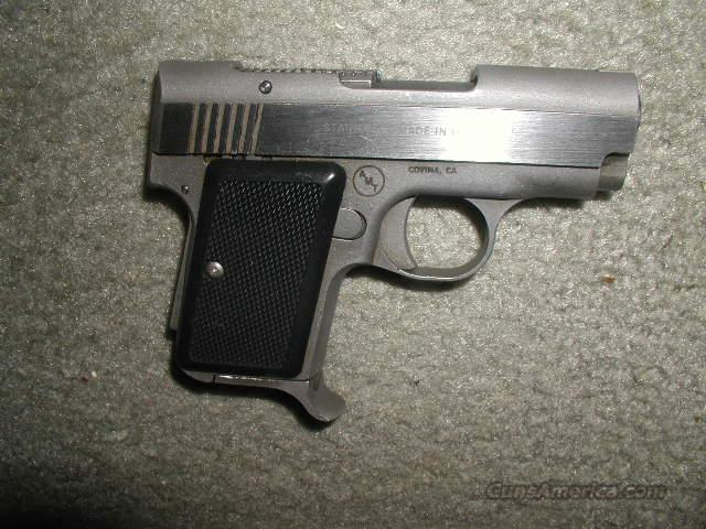 AMT 380 SINGLE ACTION $ 249 AS NEW Double ACTION 45 ACP $ 495  Guns > Pistols > AMT Pistols > Other