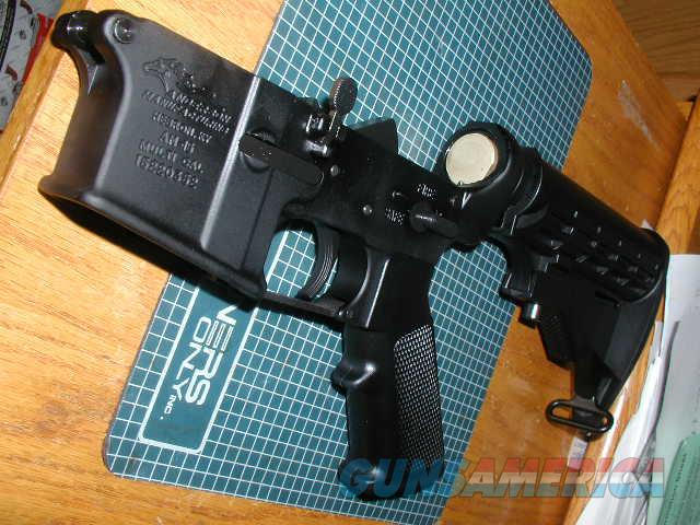 Complete Multi Caliber AR-15 LOWER UNIT  Non-Guns > Gun Parts > Military - American