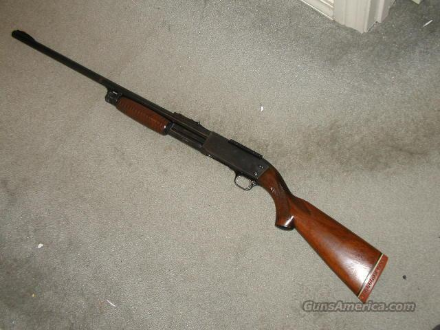 ITHACA 37 DeerSlayer 1960 12 Ga 26 Inch  Guns > Shotguns > Ithaca Shotguns > Pump