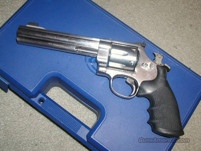 "S&W 629-4 Classic Ported 6.5"" LIKE NEW IN CASE  Guns > Pistols > Smith & Wesson Revolvers > Full Frame Revolver"