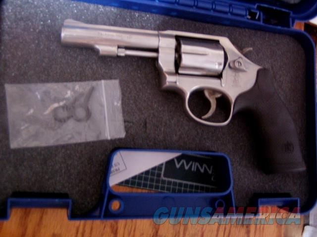 S&W 64-8  38 SPL +P 4INCH  HEAVY BULL  $ 499  Guns > Pistols > Smith & Wesson Revolvers > Med. Frame ( K/L )