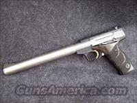 Browning Buckmark SRT Arms Integral Suppressor Silencer  Class 3 Pistols > Class 3 Suppressors