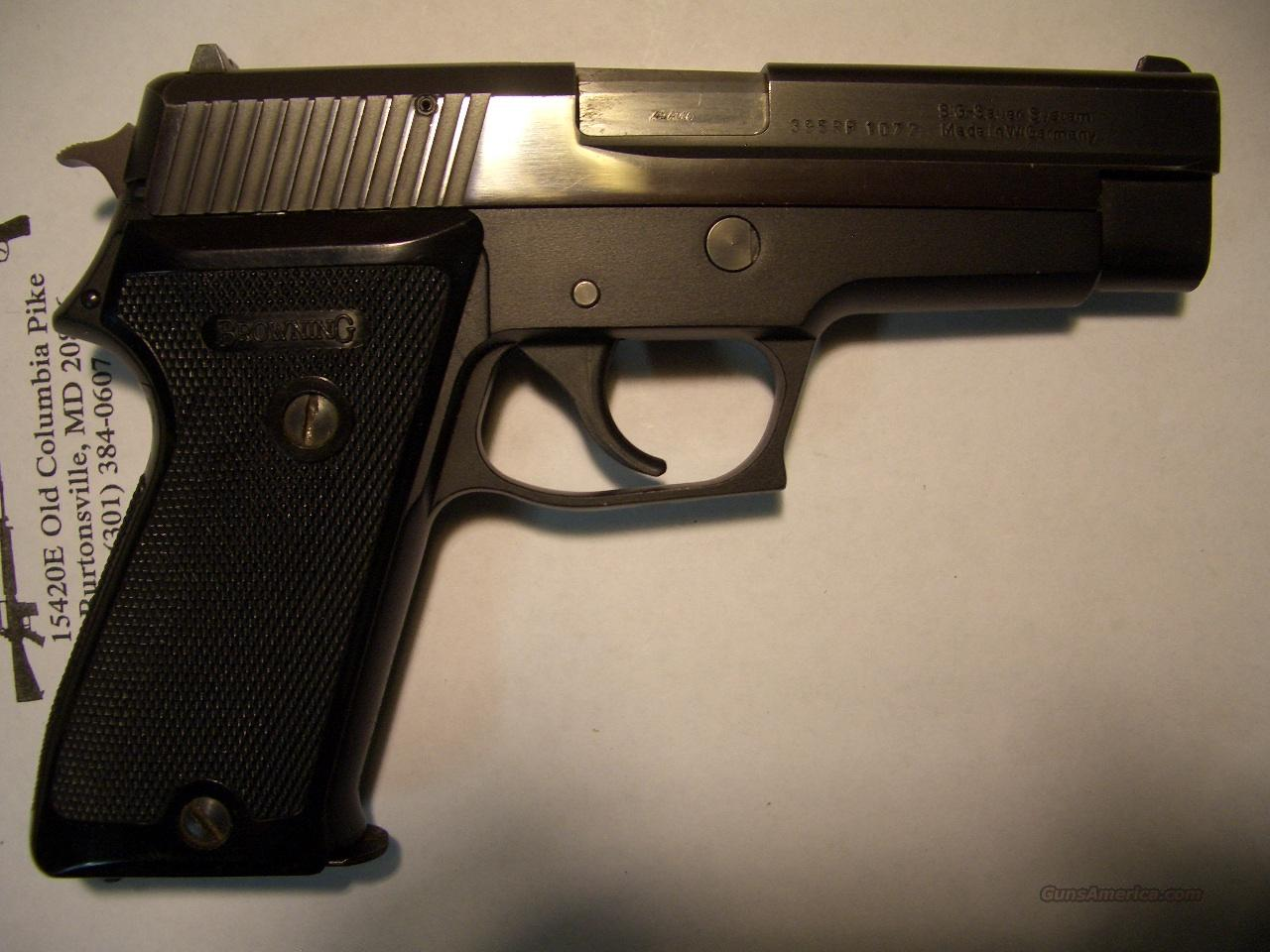BROWNING/SIG SAUER P-220  .45ACP  Guns > Pistols > Browning Pistols > Other Autos
