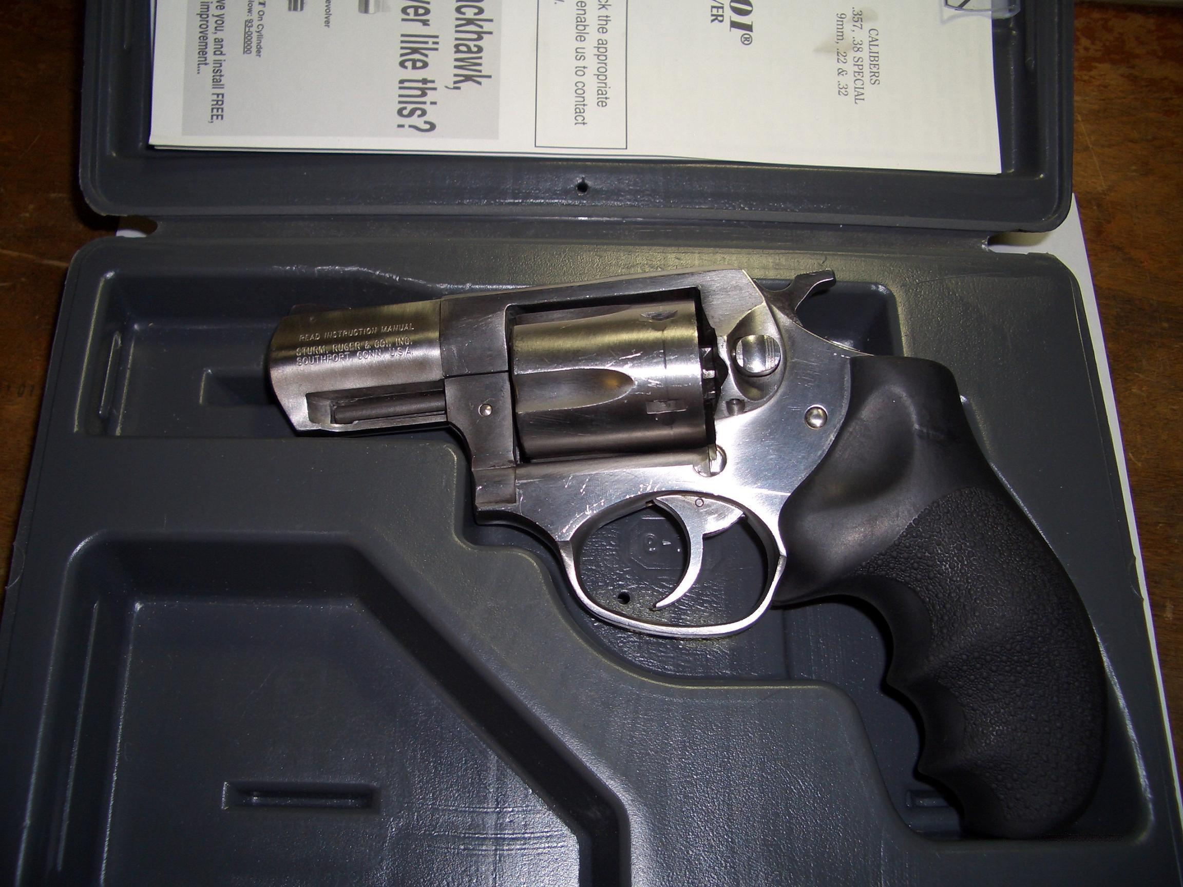 RUGER SP-101  Guns > Pistols > Ruger Double Action Revolver > SP101 Type