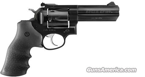 "Ruger GP100 4"" Heavy Barrel Blue GP-141  Guns > Pistols > Ruger Double Action Revolver > Security Six Type"