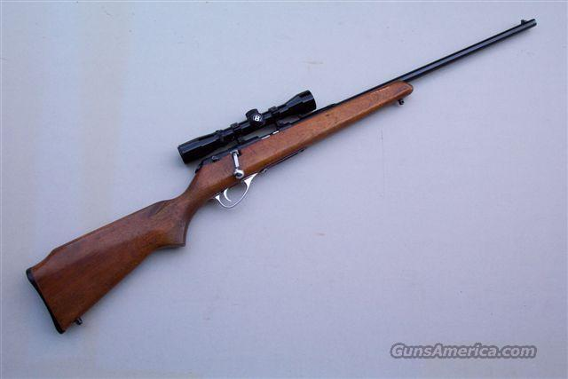 Marlin/Revelation Model 105 22lr  Guns > Rifles > Marlin Rifles > Modern > Bolt/Pump