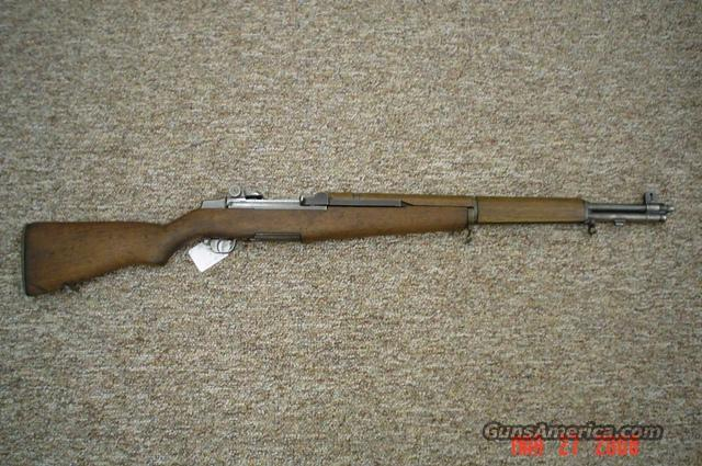 Springfield M1 Garand  Guns > Rifles > Military Misc. Rifles US > M1 Garand