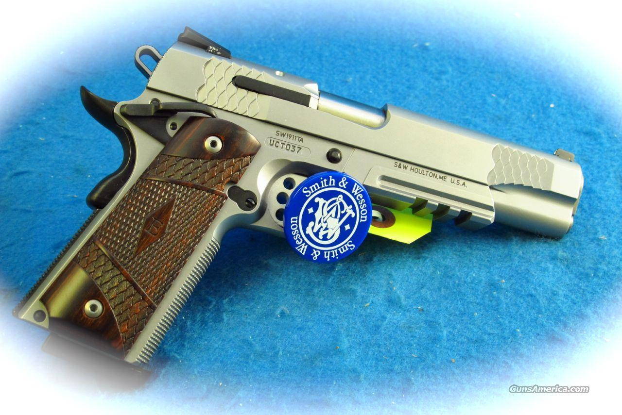Smith & Wesson 1911TA E-Series .45 ACP PIstol **New**  Guns > Pistols > Smith & Wesson Pistols - Autos > Steel Frame