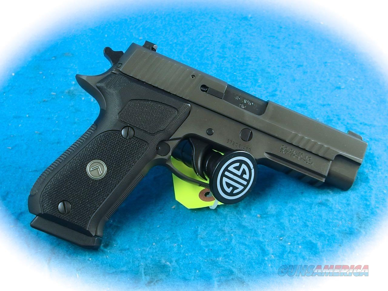 Sig Sauer P220 Legion .45 ACP Pistol **New**  Guns > Pistols > Sig - Sauer/Sigarms Pistols > P220