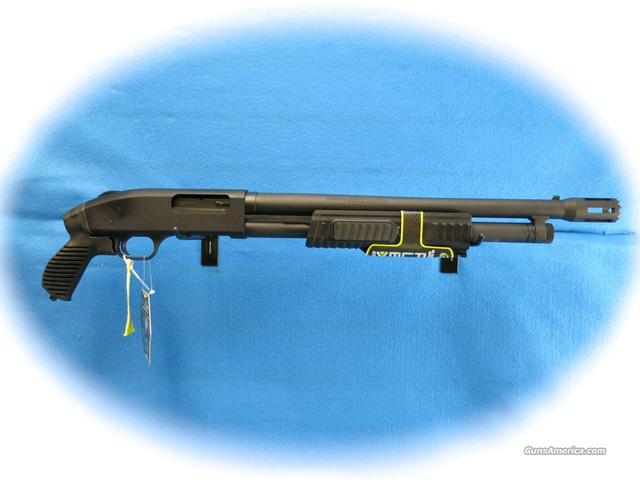 **SALE!!** Mossberg Flex 500 Tactical 12 Ga. Pump Shotgun w/PG **New**  Guns > Shotguns > Mossberg Shotguns > Pump > Tactical