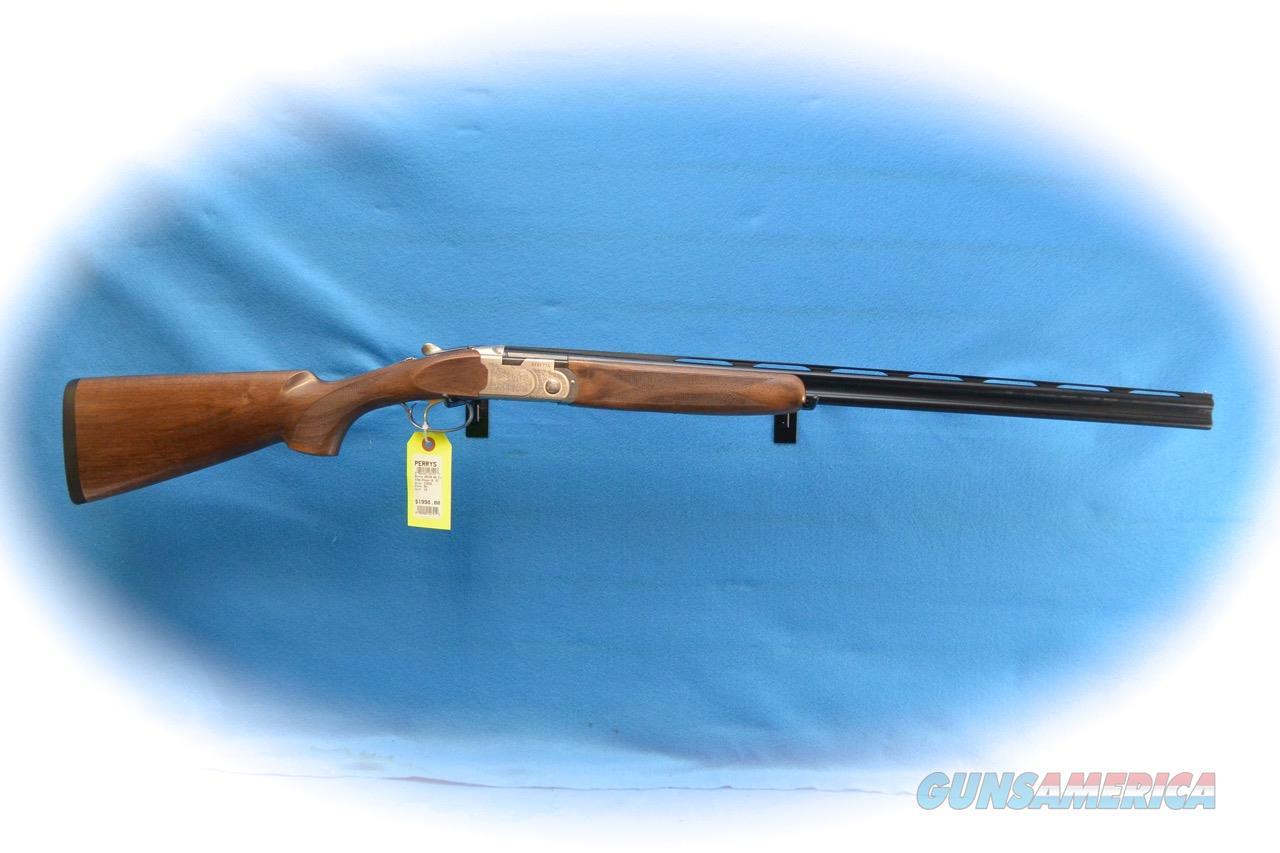 Beretta 686 Silver Pigeon .410 Ga. O/U Shotgun **New J6863N8**  Guns > Shotguns > Beretta Shotguns > O/U > Hunting