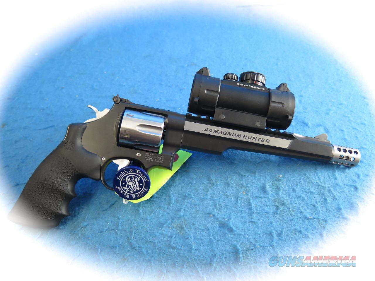 Smith & Wesson Model 629 Performance Center .44 Magnum Hunter **New**  Guns > Pistols > Smith & Wesson Revolvers > Performance Center