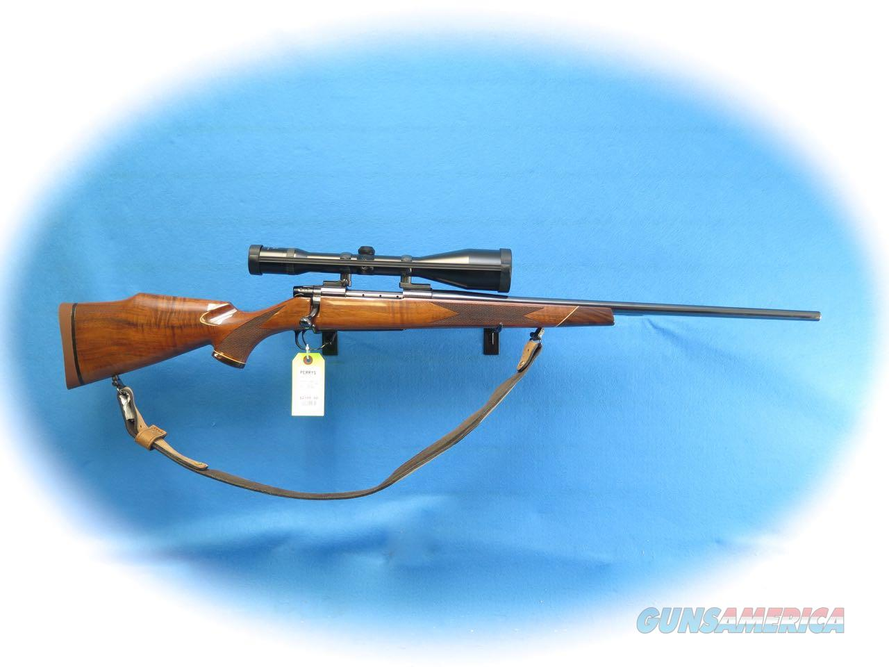 **PRICE REDUCED** Weatherby Vanguard Deluxe Series 1 .257 Weatherby Cal W/ Zeiss Scope **Used**  Guns > Rifles > Weatherby Rifles > Sporting