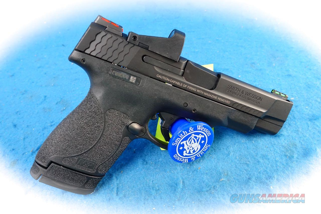 Smith & Wesson Performance Ctr Shield .40 S&W Cal W/ Red Dot **New**  Guns > Pistols > Smith & Wesson Pistols - Autos > Shield