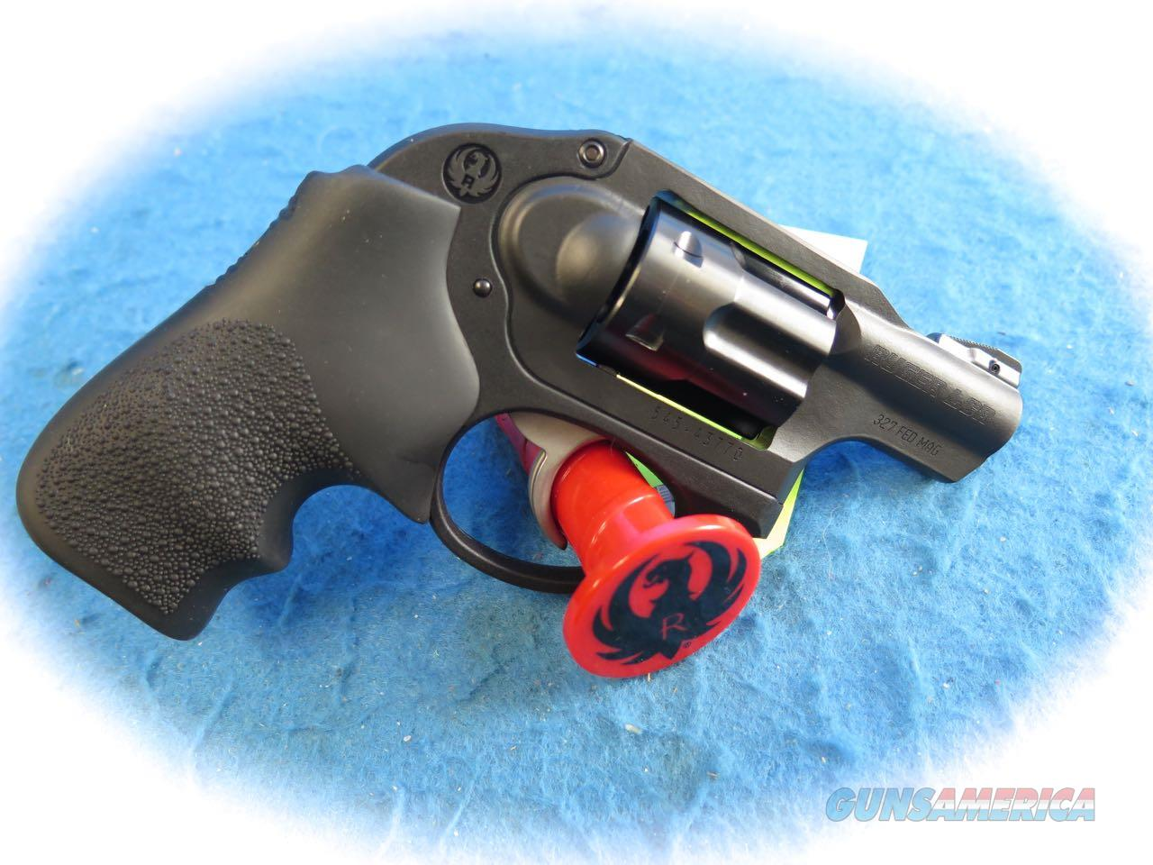 Ruger LCR .327 Fed Magnum 6 Shot DA Revolver Model 5452 **New**  Guns > Pistols > Ruger Double Action Revolver > LCR