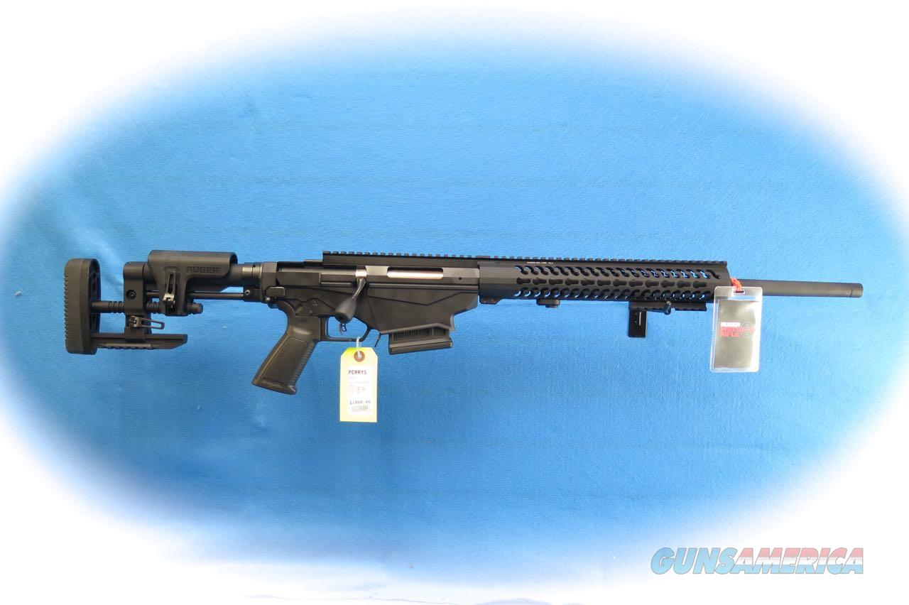 *PRICE REDUCED* Ruger Precision Rifle (Gen 1) .308 Win Caliber **Used**  Guns > Rifles > Ruger Rifles > Precision Rifle Series