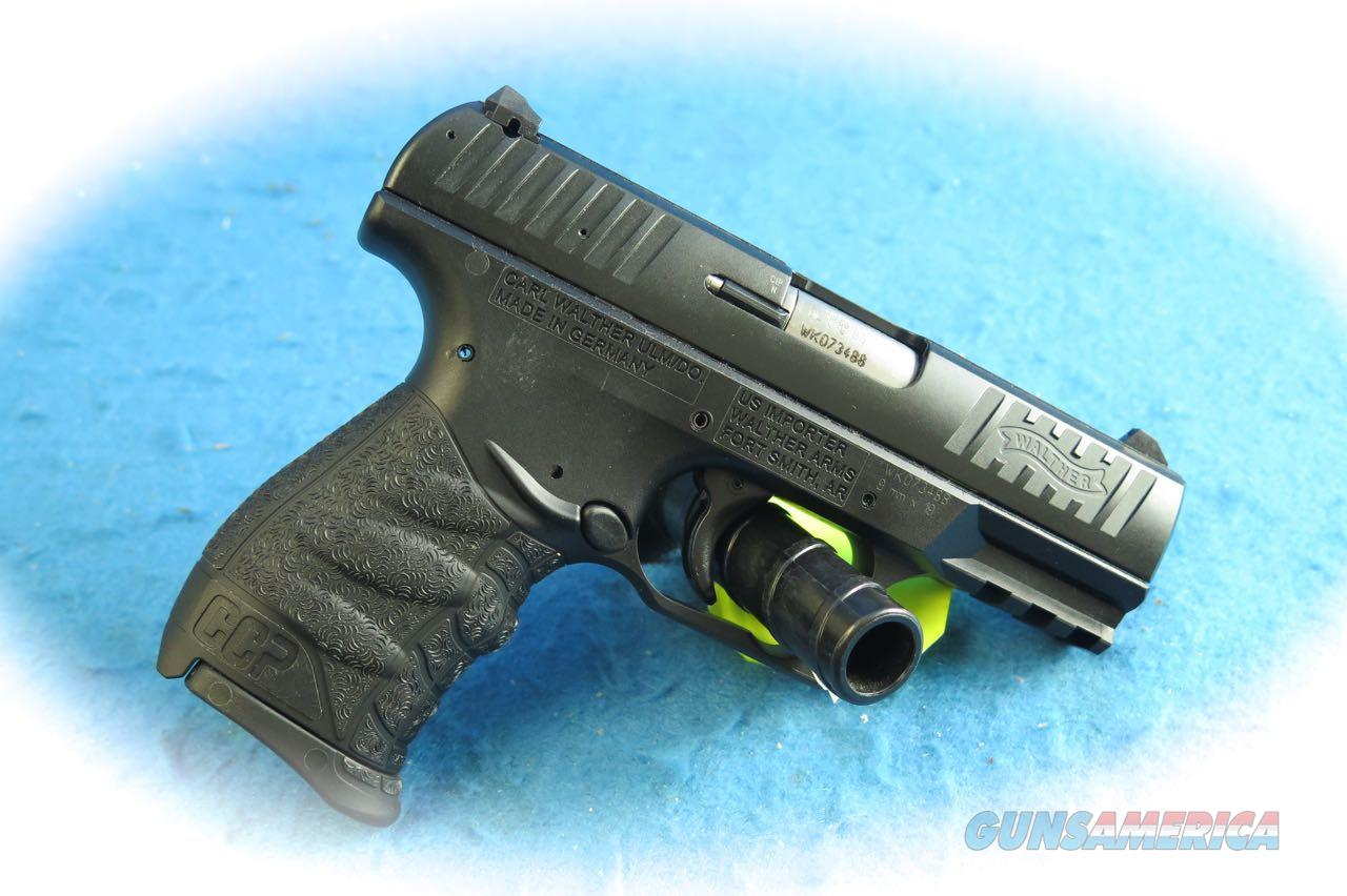 Walther CCP 9mm Pistol  Model 5080300 **New**  Guns > Pistols > Walther Pistols > Post WWII > CCP