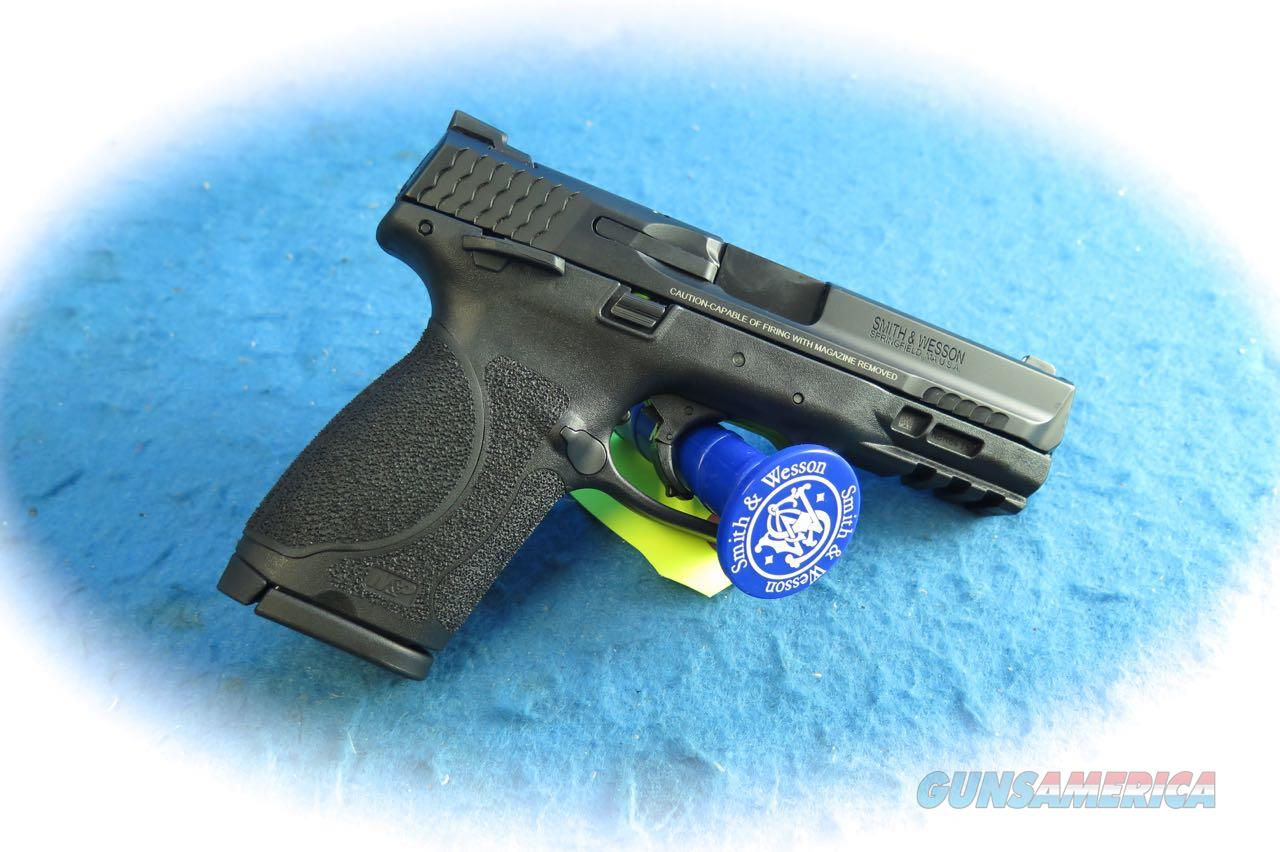 Smith & Wesson  M&P M2.0 9mm Compact Pistol SKU 11686 **New**  Guns > Pistols > Smith & Wesson Pistols - Autos > Polymer Frame