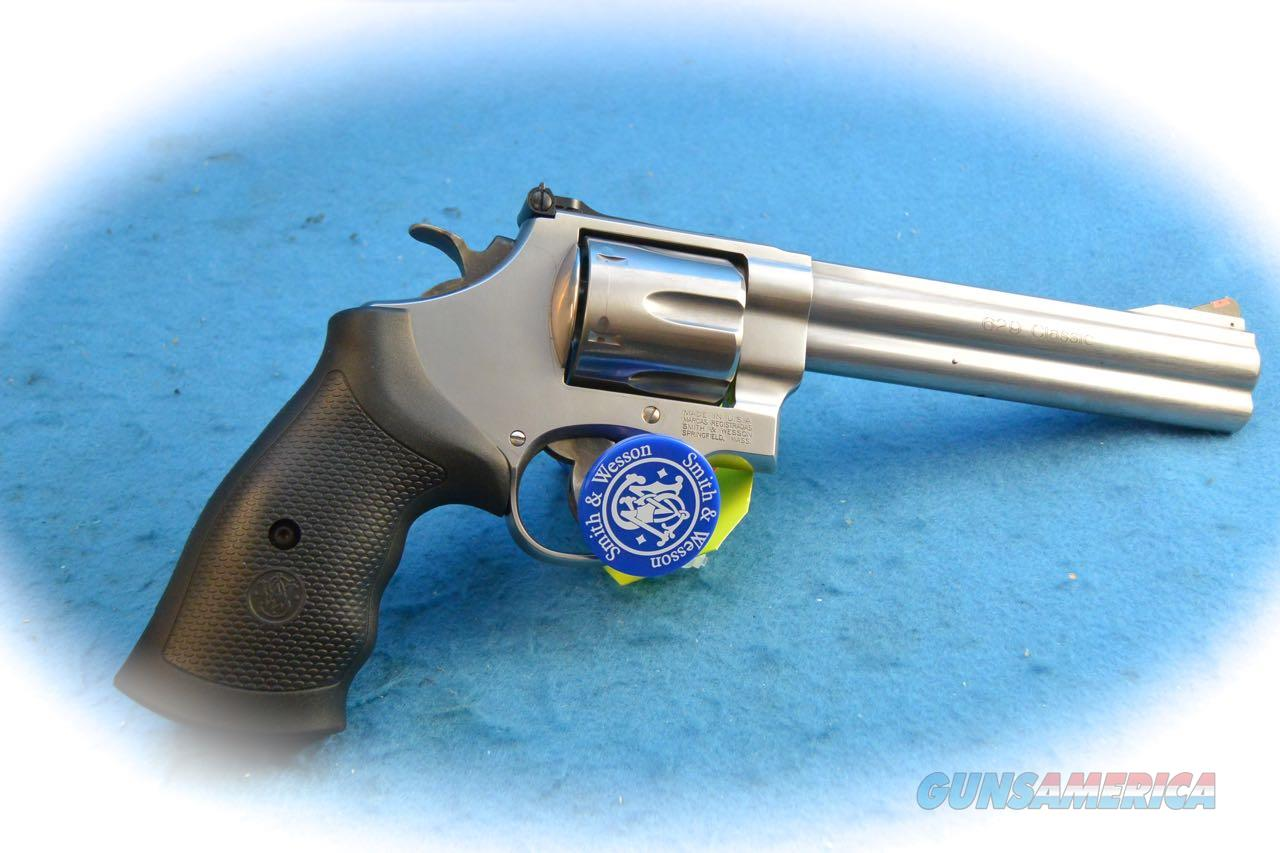 Smith & Wessom Model 629 Classic .44 Mag SS Revolver **New**  Guns > Pistols > Smith & Wesson Revolvers > Model 629