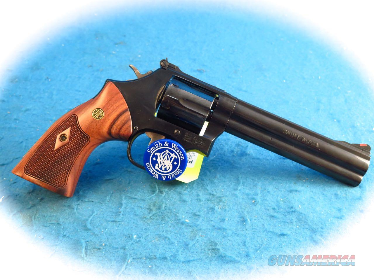 "Smith & Wesson Model 586 Classic .357 Magnum Revolver 6"" BBL   Model 150908 **New**  Guns > Pistols > Smith & Wesson Revolvers > Full Frame Revolver"