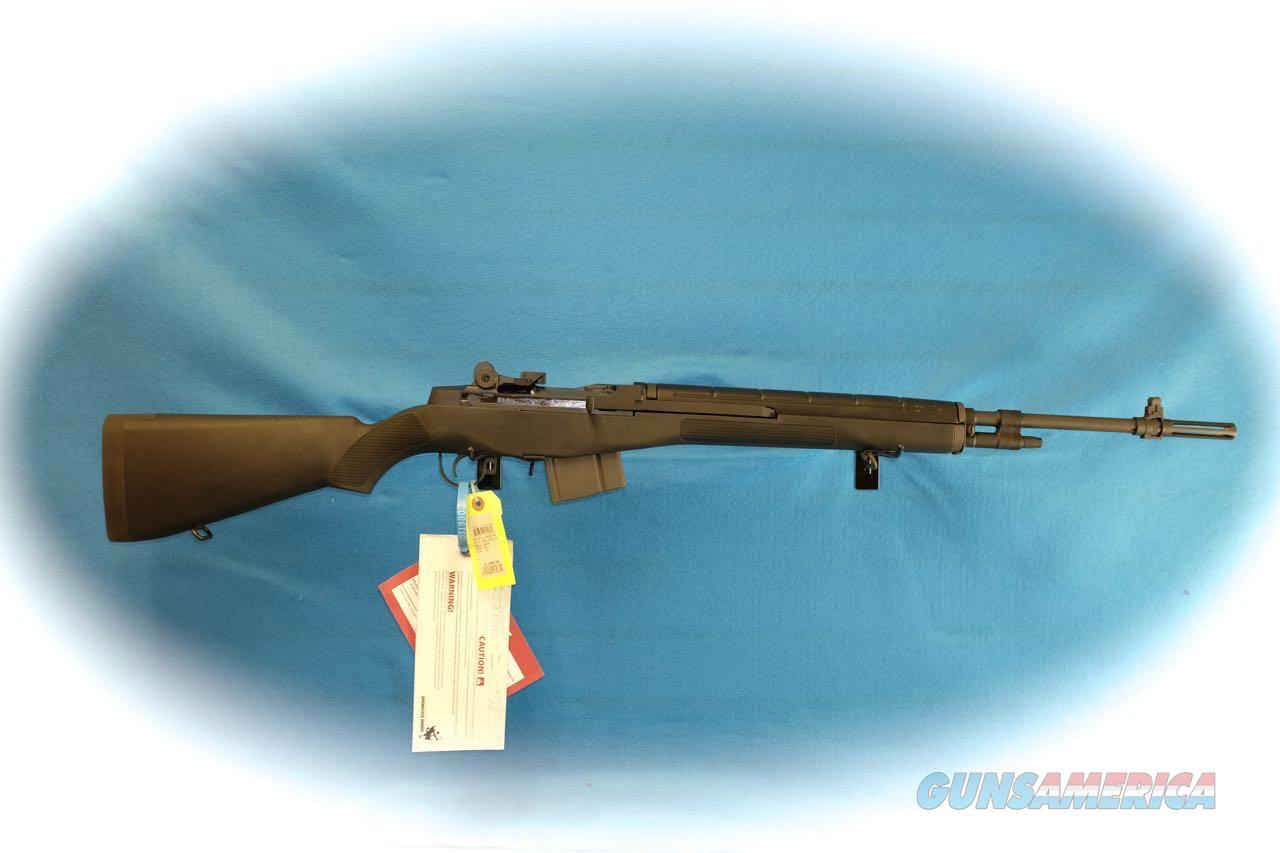 Springfield Armory M1A Standard 7.62MM Cal Model MA9106 **New**  Guns > Rifles > Springfield Armory Rifles > M1A/M14