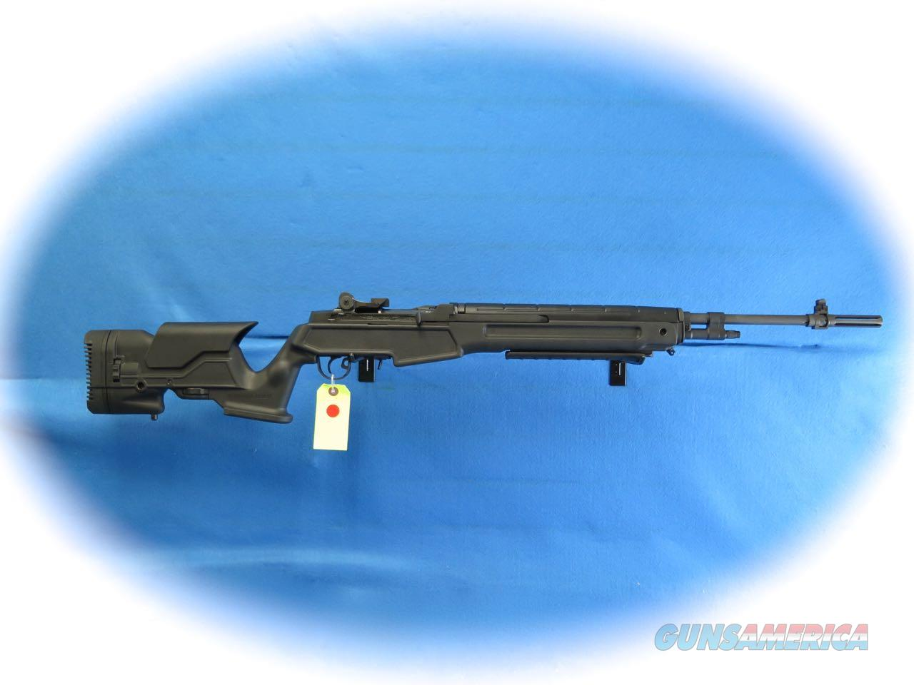Springfield Armory M1A Loaded w/Precision Stock .308 Win Cal **New**  Guns > Rifles > Springfield Armory Rifles > M1A/M14