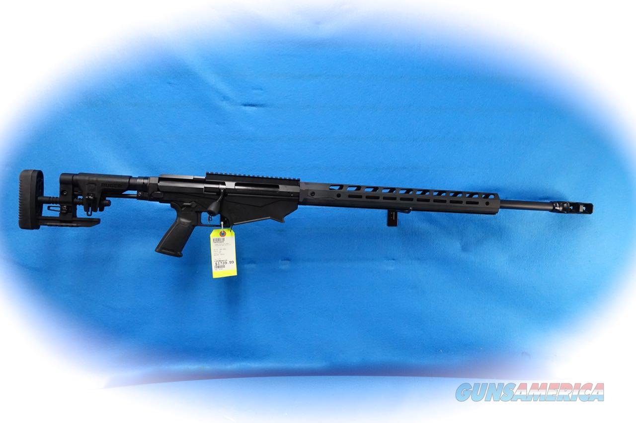 Ruger Precision Rifle Model 18080 .338 Lapua Mag Cal **New**  Guns > Rifles > Ruger Rifles > Precision Rifle Series