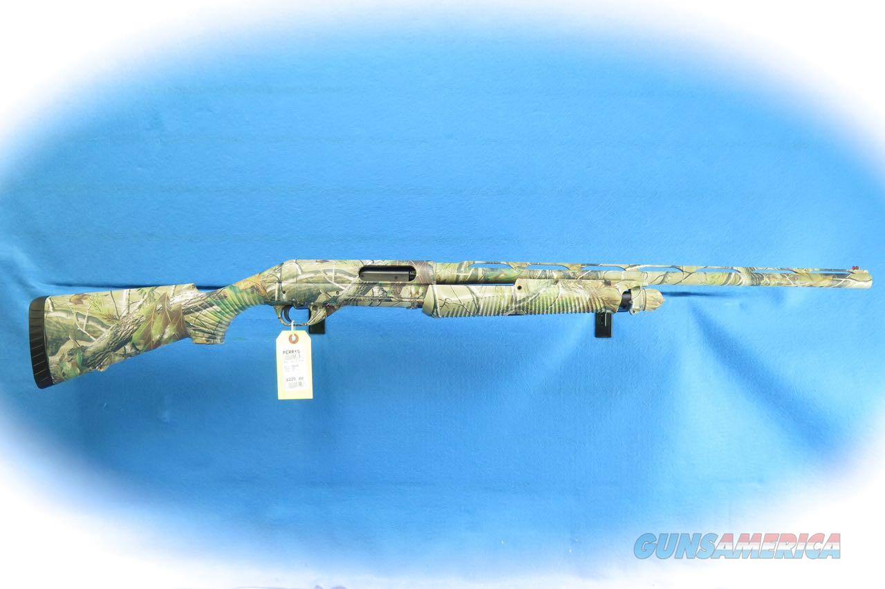 Benelli Nova 20 Ga. Pump Shotgun APG Camo Finish **Used**  Guns > Shotguns > Benelli Shotguns > Sporting
