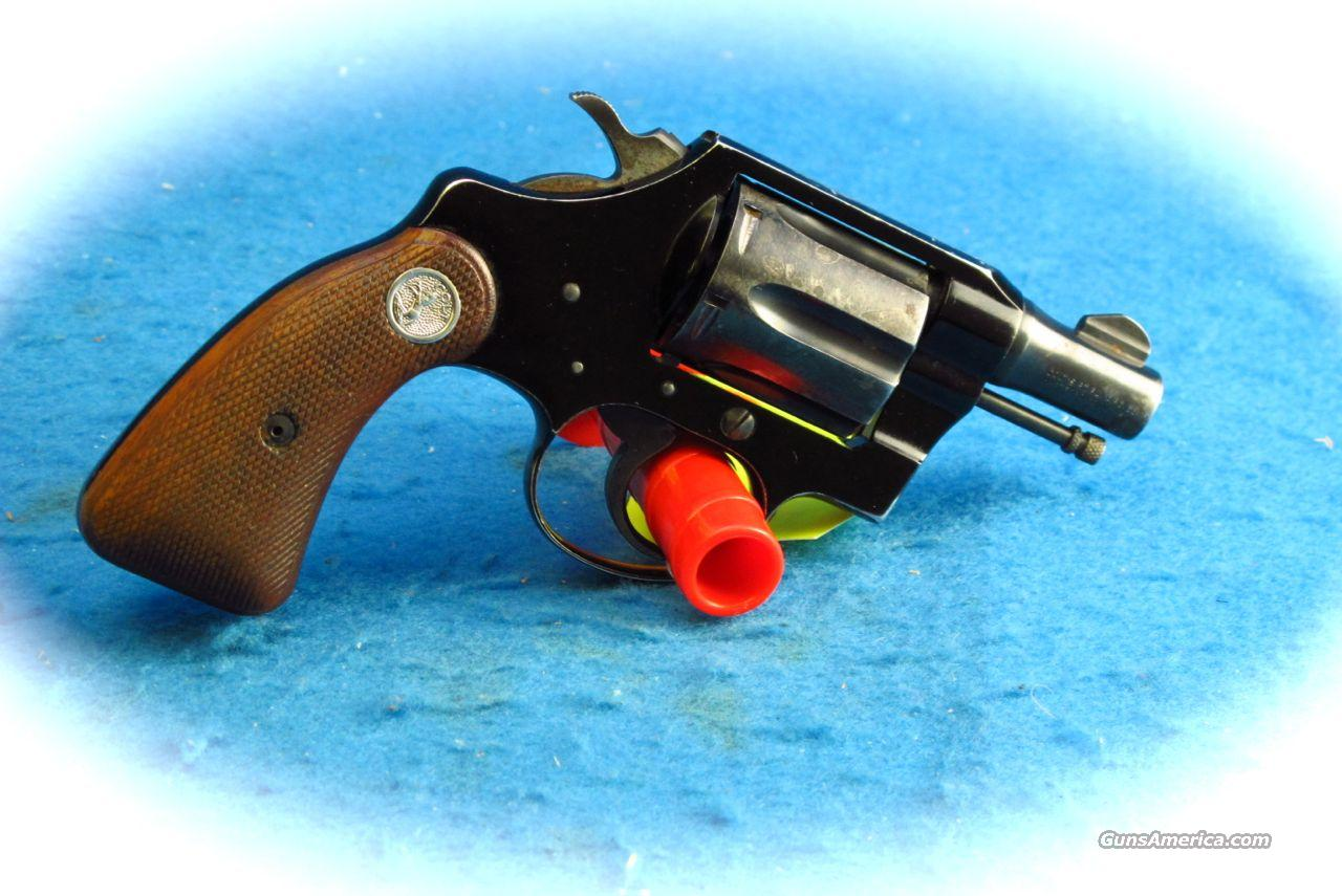 Colt Cobra First Model .38 Special Revolver **Used**  Guns > Pistols > Colt Double Action Revolvers- Modern