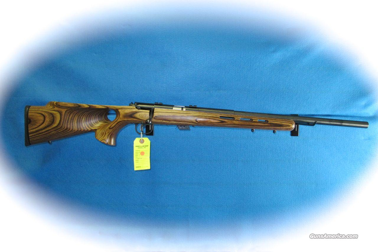 Savage Arms Mark II BTV .22LR Bolt Action Rifle **New**  Guns > Rifles > Savage Rifles > Accutrigger Models > Sporting