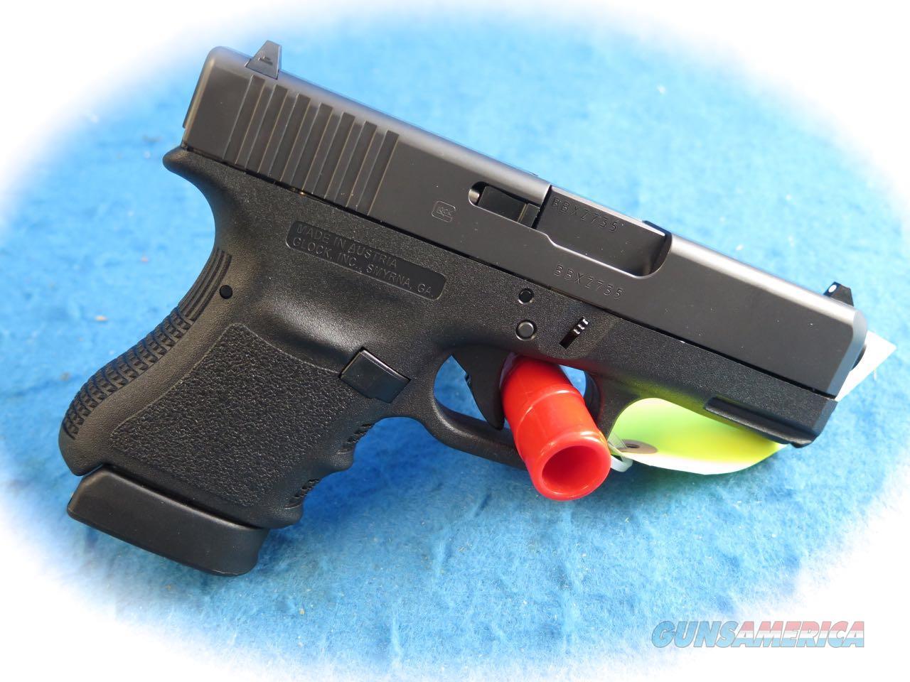 Glock Model 36 .45 ACP Semi Auto Pistol **New**  Guns > Pistols > Glock Pistols > 29/30/36