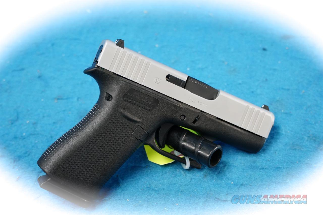 Glock Model 43X Subcompact 9mm Pistol **New**  Guns > Pistols > Glock Pistols > 43