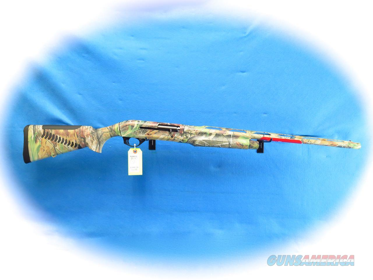 "Benelli M2 20 Ga. Semi Auto Shotgun Realtree APG Camo 24"" BBL Model 11087 **New**  Guns > Shotguns > Benelli Shotguns > Sporting"