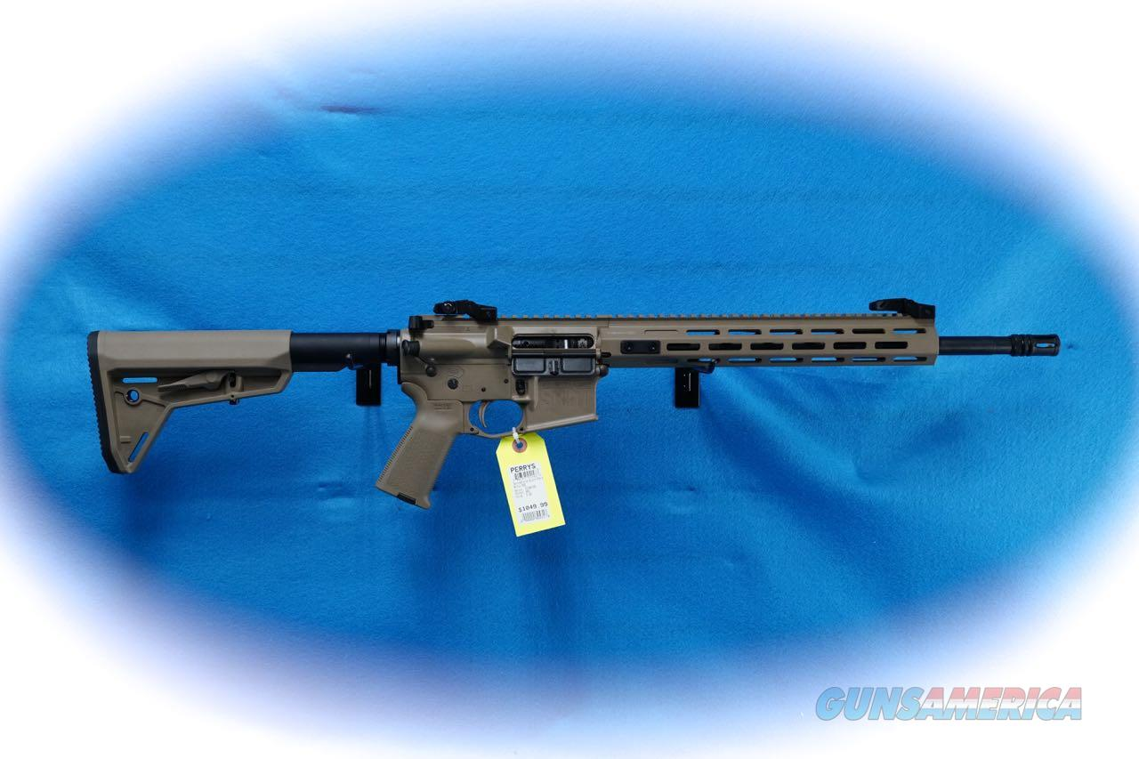Springfield Armory Saint 5.56 w/Free Float Handguard FDE Model ST916556FDEFFH **New**  Guns > Rifles > Springfield Armory Rifles > SAINT