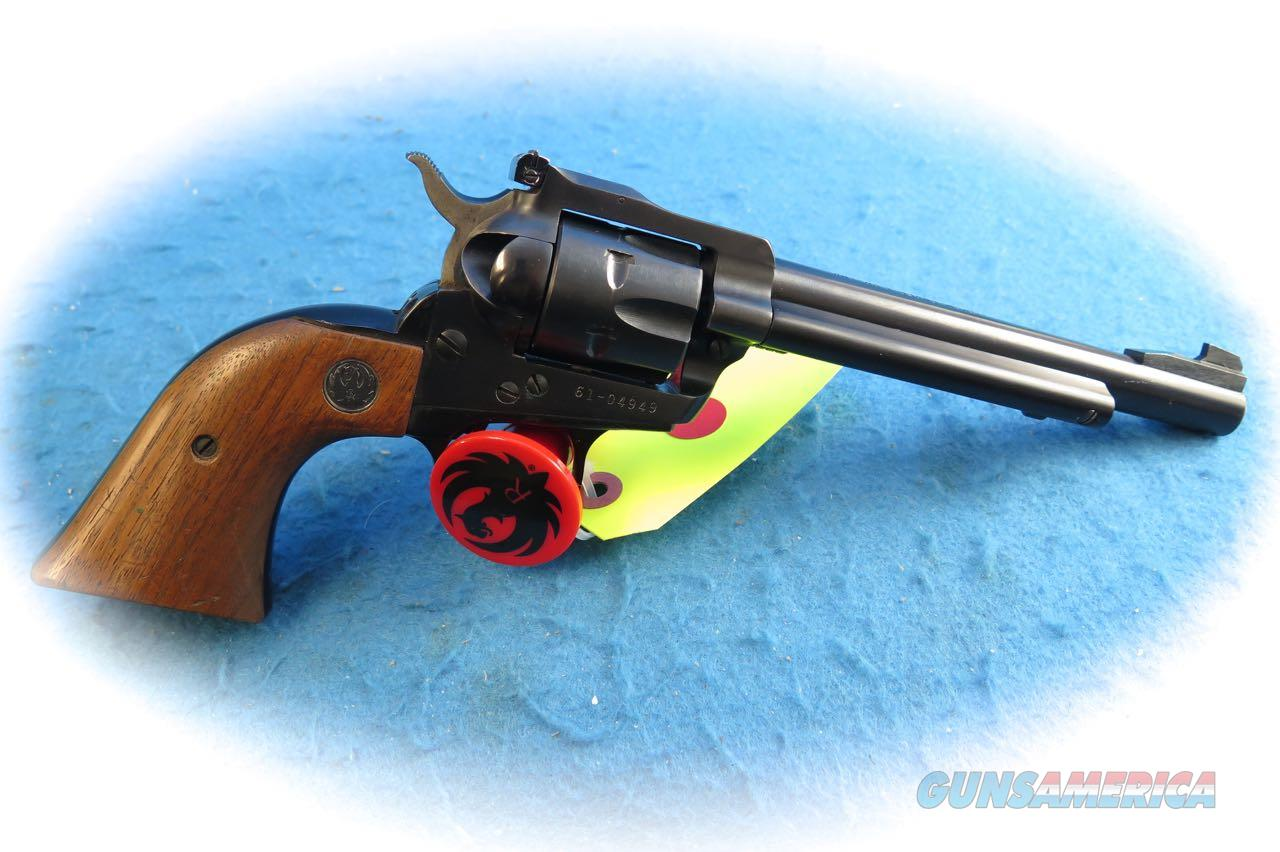 Ruger Old Model Super Single Six .22 LR Revolver **Used**  Guns > Pistols > Ruger Single Action Revolvers > Single Six Type