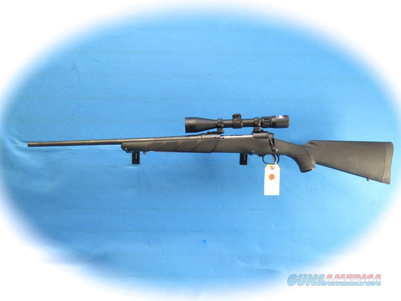 Savage 111 Trophy Hunter XP Bolt Action Rifle/Scope Pkg .30-06 Cal Left Hand SKU 19705 **New**  Guns > Rifles > Savage Rifles > 11/111