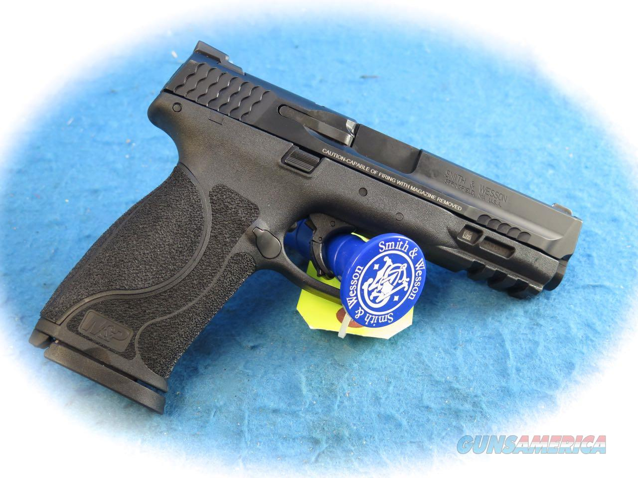 Smith & Wesson M&P9 2.0 9mm Semi Auto Pistol Model 11521 **New**  Guns > Pistols > Smith & Wesson Pistols - Autos > Polymer Frame