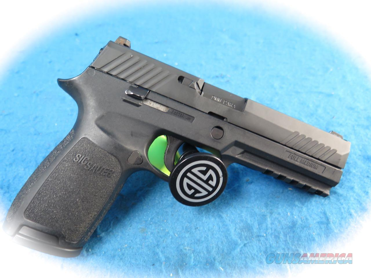 Sig Sauer P320 9mm Pistol **Used**  Guns > Pistols > Sig - Sauer/Sigarms Pistols > P320