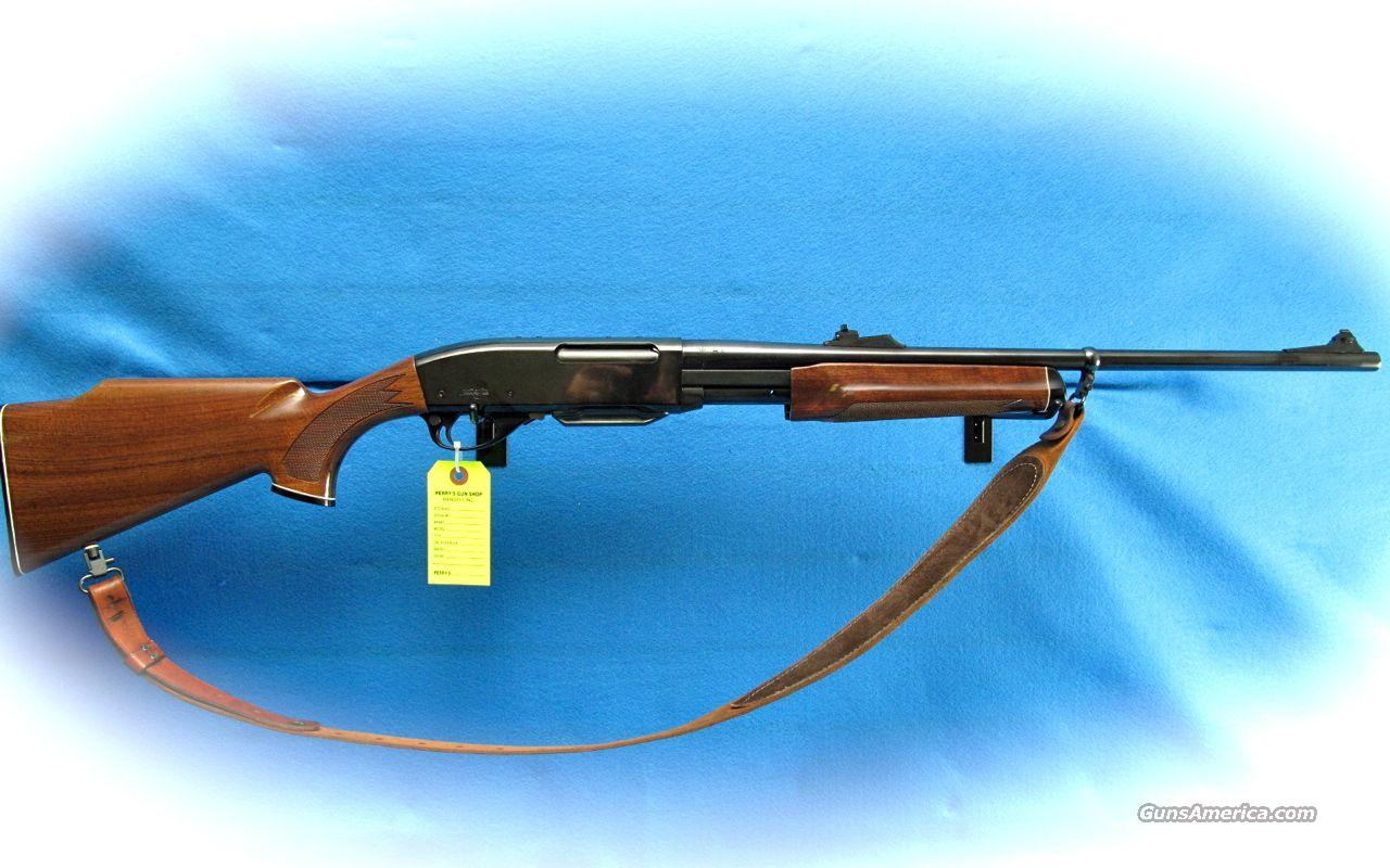 Remington Model 7600 BDL Pump Rifle .308 Win Cal. **USED**  Guns > Rifles > Remington Rifles - Modern > Other