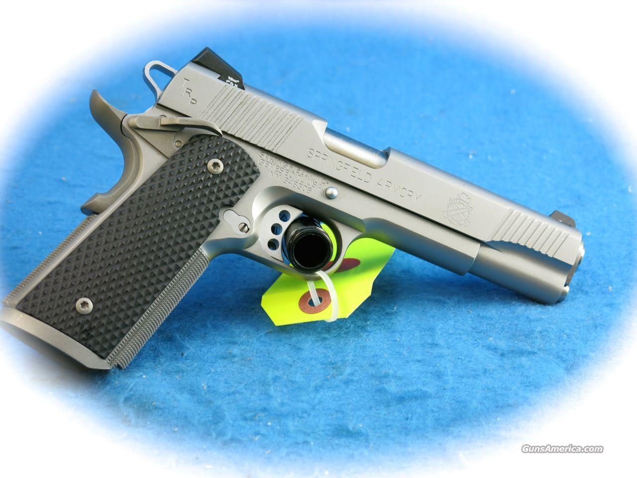 **SALE!!** Springfield Armory 1911 TRP SS .45 ACP Pistol **New**  Guns > Pistols > Springfield Armory Pistols > 1911 Type