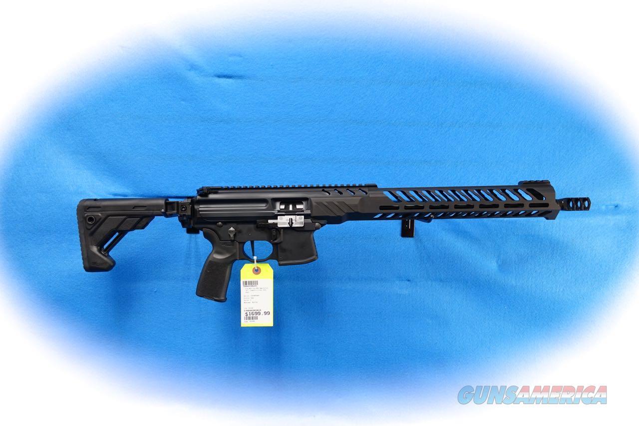 Sig Sauer MPX Competition 9mm Semi Auto Rifle **New**  Guns > Rifles > Sig - Sauer/Sigarms Rifles