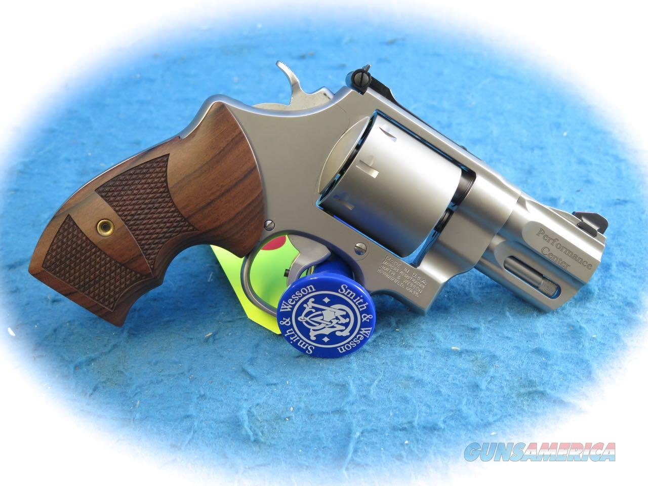 Smith & Wesson Model 627 Performance Center .357 Magnum 8 Shot Revolver  SKU 170133 **New**  Guns > Pistols > Smith & Wesson Revolvers > Performance Center