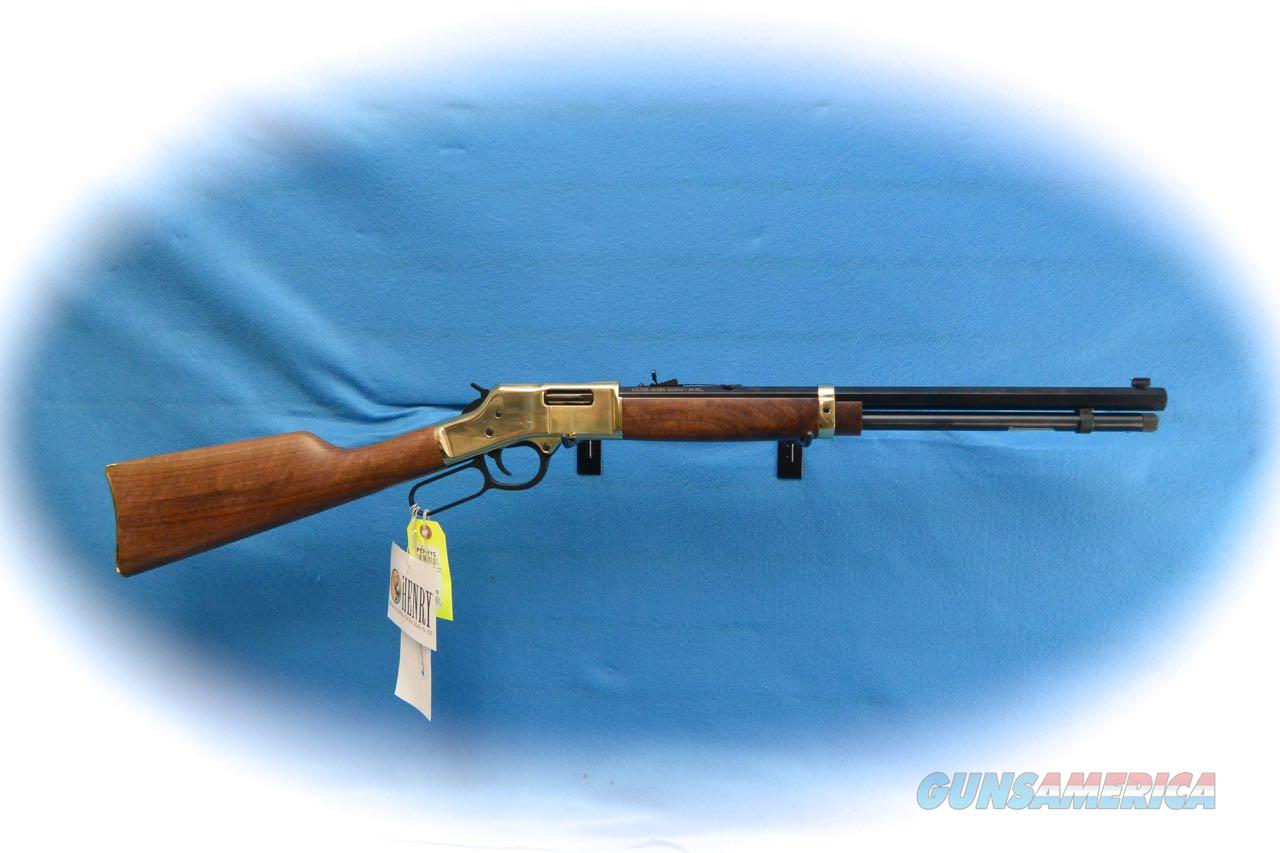 Henry Repeating Arms Co. H006 Big Boy .44 Magnum Lever Action Rifle **New**  Guns > Rifles > Henry Rifle Company
