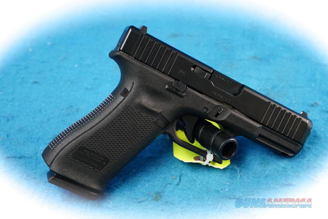 Glock Model 45 Gen5 9mm Pistol **New**  Guns > Pistols > Glock Pistols > 45
