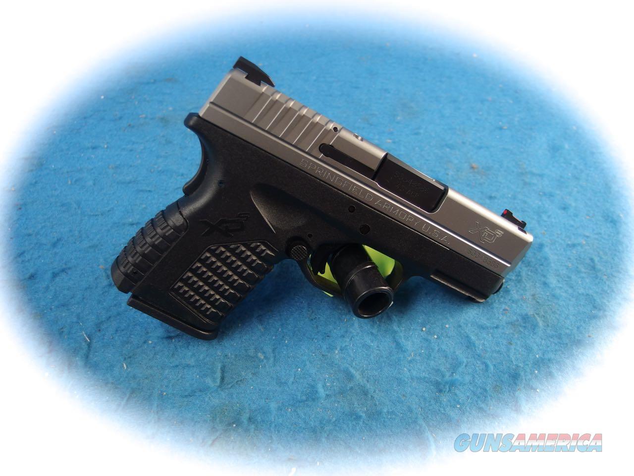"Springfield Armory XDS .45 ACP 3.3"" Bi-Tone Pistol **New**  Guns > Pistols > Springfield Armory Pistols > XD-S"
